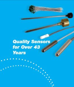 Quality Sensors for Over 43 Years